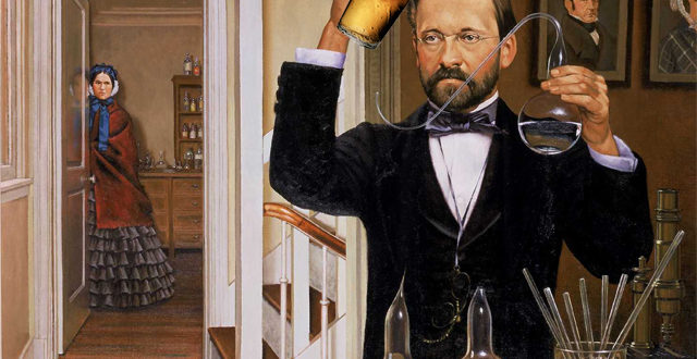 Pasteur and Beer