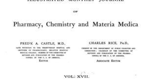 American Druggist - Volume 17 - 1889
