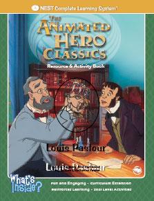 Louis Pasteur: Animated Hero Classics Activity Book