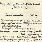 Louis Pasteur Documents Image Gallery