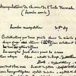 Louis Pasteur Documents Image Gallery