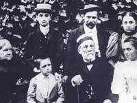 Louis Pasteur Family Image Gallery