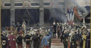 Funeral of Louis Pasteur
