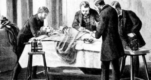 Joseph Lister and his Carbolic Acid Spray
