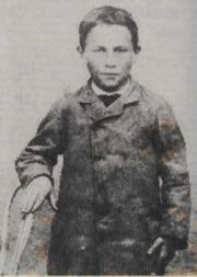 Joseph Meister - FIrst Rabies Victim to Receive Inoculation