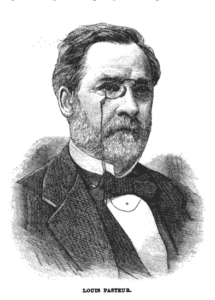 Louis Pasteur Portrait - Published in The American Magazine in 1886