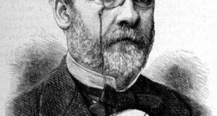 Louis Pasteur Portrait