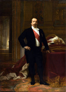 Louis Pasteur and Napoleon III