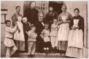 Pasteur, Metschnikov, and the four boys from Newark treated for rabies