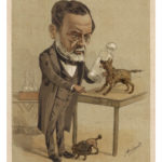 Rabies Vaccine - Pasteur with rabid dogs