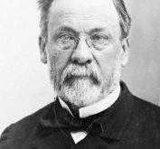 Photograph of Louis Pasteur