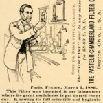 The Pasteur-Chamberland water filter