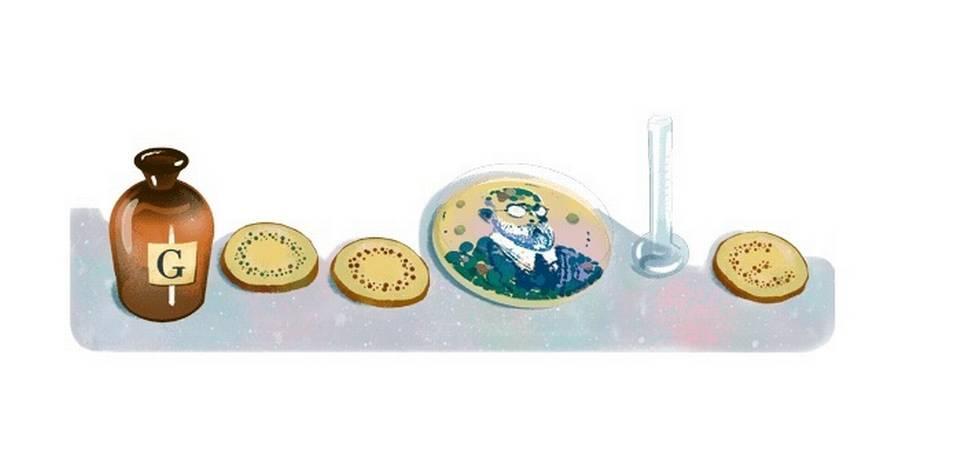 Google Celebrates Robert Koch